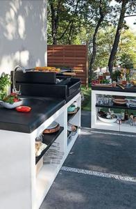 Aménagement cuisine extérieure, cuisine équipée - Nantes 44