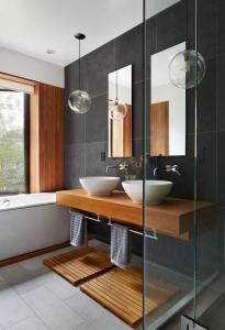 Choisir ses vasques pour la salle de bain, double vasque - Nantes 44