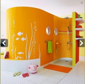 Douche italienne acidulée pour enfant - Nantes 44