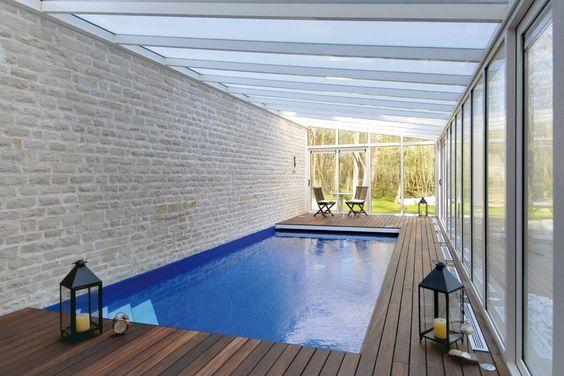 Véranda de piscine - Nantes 44
