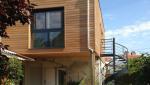 Surélévation de maison bois et parpaings - Nantes 44