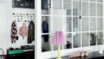 Demi-cloison en verrière dans le salon - Nantes 44
