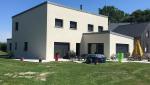 Maison en parpaings avec étage - Nantes 44