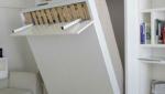 Optimisation de studio avec un lit escamotable - Nantes 44