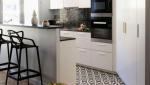 Rafraîchir une cuisine en remplaçant le revêtement de sol - Nantes 44