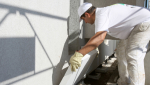 Isolation exterieure des murs avec des panneaux de polystyrène - Nantes 44