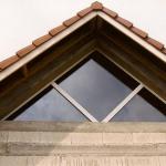 Fenêtre triangulaire sur pignon - Nantes 44